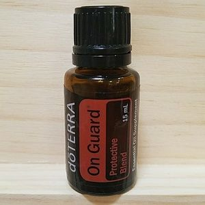 OnGuard protective essential oil blend by DoTerra